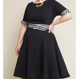 Collectif x MC Alluring Edit A-Line Dress